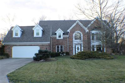 Vandalia Single Family Home For Sale: 7047 Settlement Way