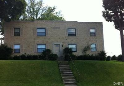 Dayton OH Multi Family Home For Sale: $215,000