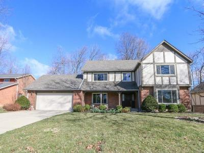 Clayton Single Family Home Active/Pending: 3511 Artistic Court