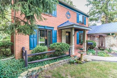 Kettering Single Family Home For Sale: 3313 Lenox Drive