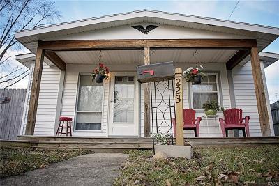 New Carlisle Single Family Home For Sale: 223 Prentice Drive