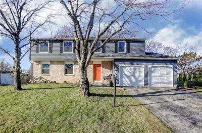 Clayton Single Family Home Active/Pending: 7278 Robert Ulrich Avenue
