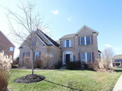 Dayton Single Family Home For Sale: 1677 Gatekeeper Way