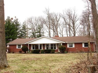 Cedarville Single Family Home For Sale: 1397 State Route 72