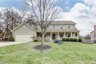 Centerville Single Family Home For Sale: 6510 Staverton Drive