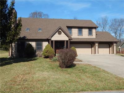 Beavercreek Single Family Home For Sale: 4078 Margate Drive