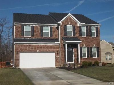 Dayton Single Family Home For Sale: 2101 Stedman Lane