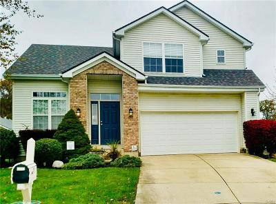 Miamisburg Single Family Home For Sale: 10117 Heartwood Court