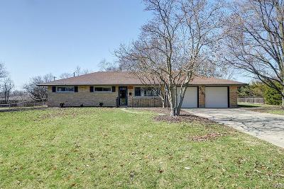 Centerville Single Family Home Active/Pending: 9161 Mary Haynes Drive