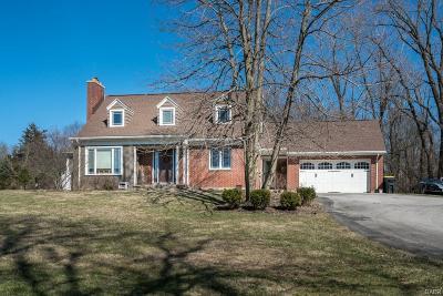 Clayton Single Family Home Active/Pending: 7173 Kimmel Road