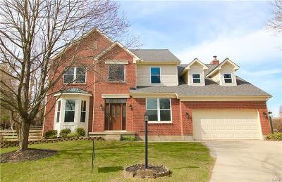 Beavercreek Single Family Home For Sale: 2172 Hunters Ridge Boulevard