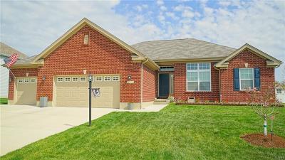 Dayton Single Family Home For Sale: 4251 Silver Oak Way