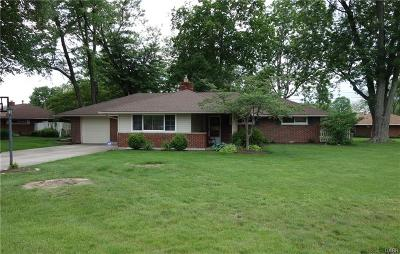 Centerville Single Family Home Active/Pending: 9073 Mary Haynes Drive