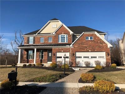 Dayton Single Family Home For Sale: 10106 Benham Drive