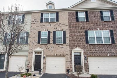 Centerville Condo/Townhouse For Sale: 1796 Placid Drive