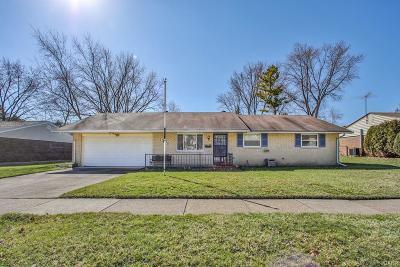 Miamisburg Single Family Home Active/Pending: 1206 Marsha Drive