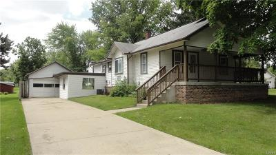 Fairborn Single Family Home For Sale: 108 Routzong Drive