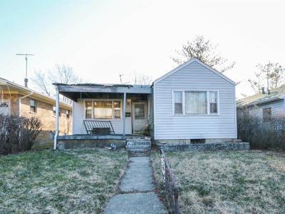 Dayton Single Family Home For Sale: 626 Eleanor Avenue