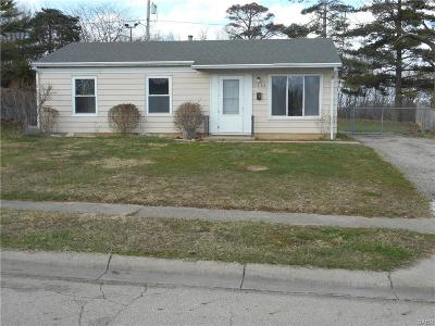 New Carlisle Single Family Home For Sale: 1622 Hartley Avenue