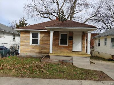 Dayton Single Family Home Active/Pending: 3504 Le Juene Drive