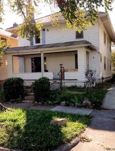 Dayton Multi Family Home For Sale: 309/311 Rockwood Avenue