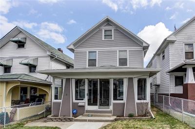 Dayton Single Family Home Active/Pending: 40 Virginia Avenue
