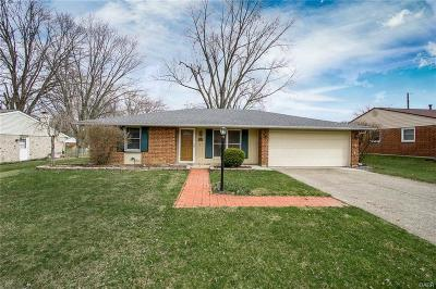 Bellbrook Single Family Home Active/Pending: 4236 Bellemeade Drive