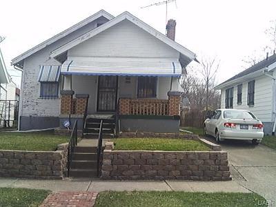 Dayton Single Family Home For Sale: 848 Osmond Avenue