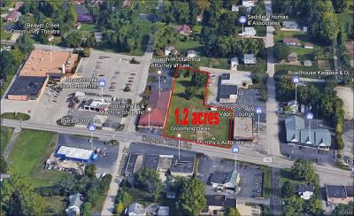 Beavercreek Commercial For Sale: 3824 Dayton Xenia Road