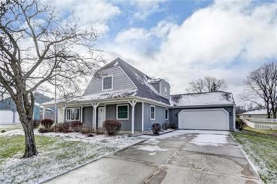 Dayton Single Family Home For Sale: 2310 Showalter Court