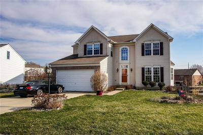 Miamisburg Single Family Home For Sale: 1190 Terrington Way