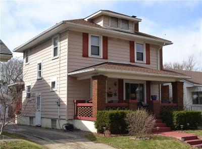 Dayton Single Family Home Active/Pending: 1769 King Avenue