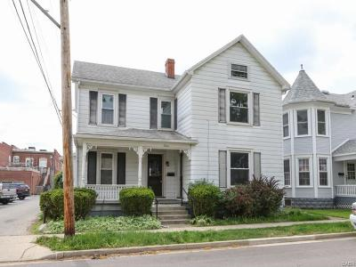 Tipp City Single Family Home For Sale: 12 Walnut Street