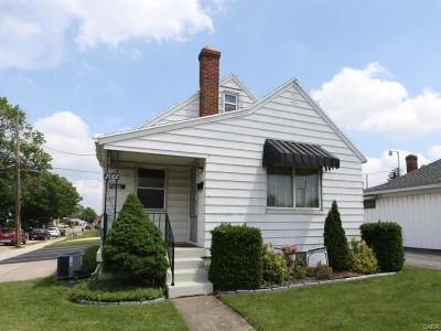 Dayton Single Family Home For Sale: 2002 Smithville Road
