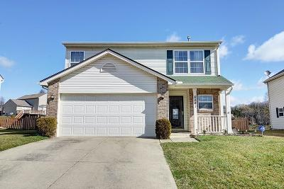 Dayton Single Family Home Active/Pending: 4241 Coach Light Trail