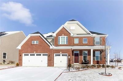 Tipp City Single Family Home For Sale: 2501 Blueflag Street