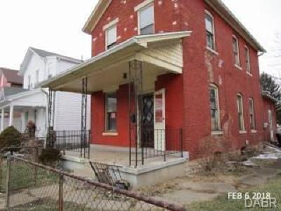 Dayton Single Family Home For Sale: 58 Bell Street