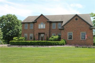 Clayton Single Family Home Active/Pending: 5726 Swan Drive