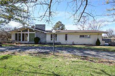 Dayton Single Family Home For Sale: 3465 Southern Boulevard