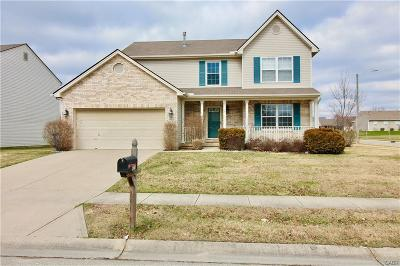 Dayton Single Family Home For Sale: 4323 Tarnview Drive