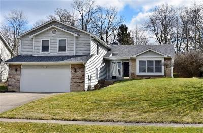 Middletown Single Family Home For Sale: 1105 Gage Drive