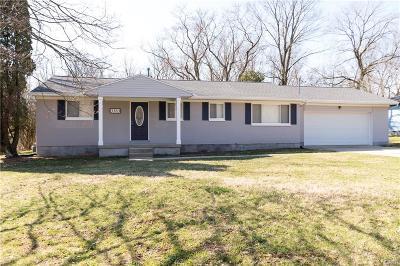 Beavercreek Single Family Home For Sale: 3563 Echo Hill Lane