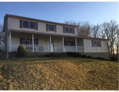 South Charleston Single Family Home Active/Pending: 3693 Cortsville Road