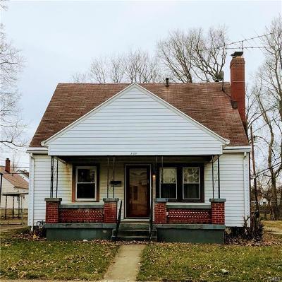 Dayton Single Family Home For Sale: 509 Upland Avenue