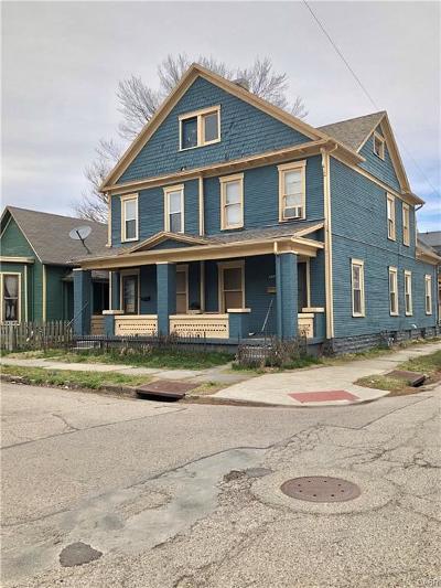Dayton Multi Family Home For Sale: 128 Bonner Street