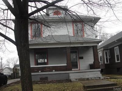 Middletown Single Family Home For Sale: 112 Sutphin Street