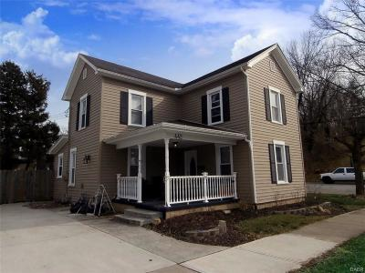 Miamisburg Single Family Home Active/Pending: 442 5th Street
