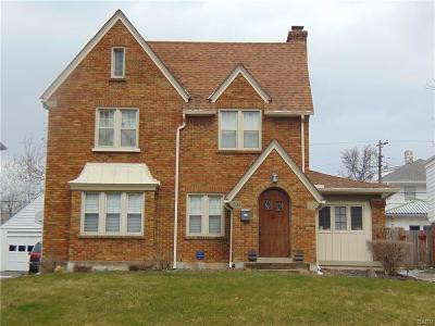 Dayton Single Family Home For Sale: 535 Alameda Place