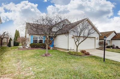 Miamisburg Single Family Home For Sale: 9326 Rolling Greens Trail