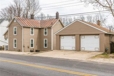 Miamisburg Single Family Home For Sale: 220 Riverview Avenue